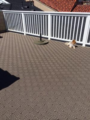 Outdoor Carpet Installation Services
